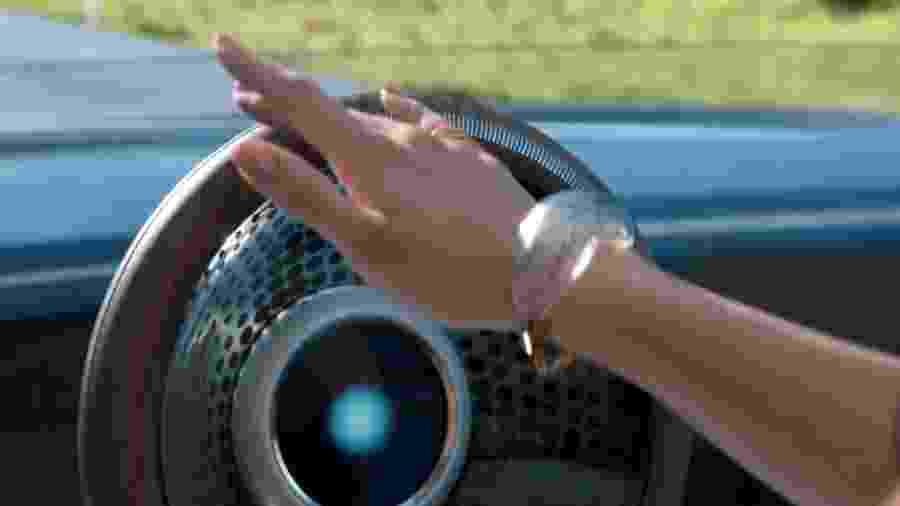 Conceito de direção aumentada Honda - Reprodução