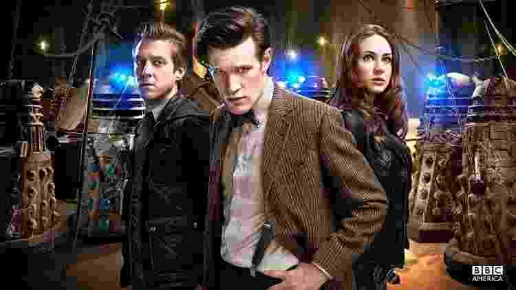 Doctor Who - BBC America/Divulgação - BBC America/Divulgação