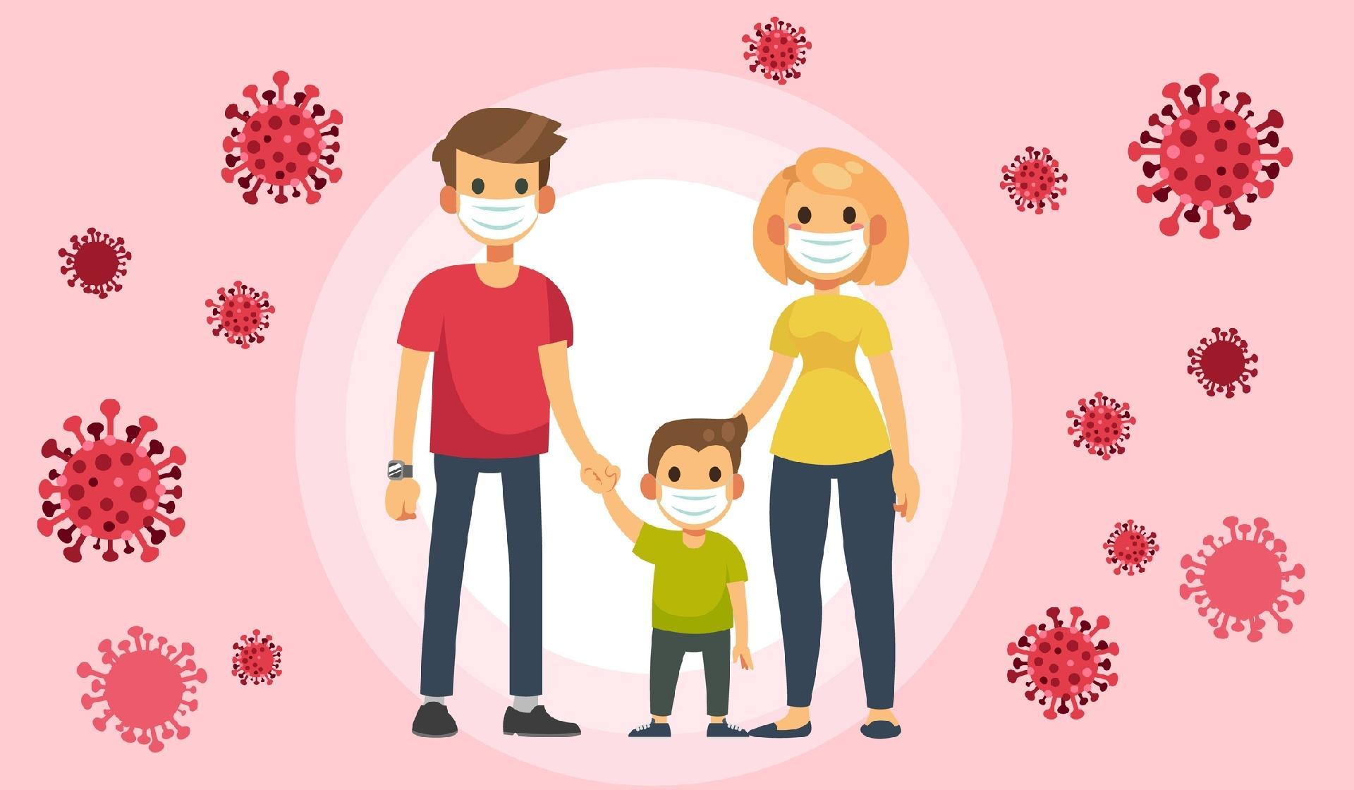 Coronavírus: pais com guarda compartilhada podem ser afastados dos ...
