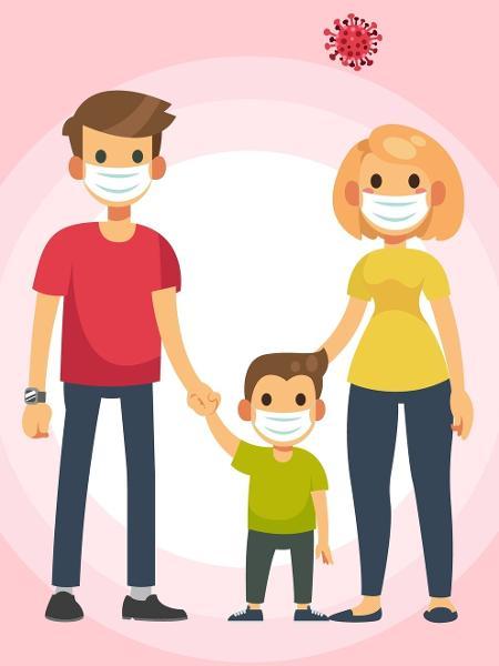 Coronavírus pode, sim, aumentar espaço entre visitas para quem tem guarda compartilhada - Getty Images/iStockphoto