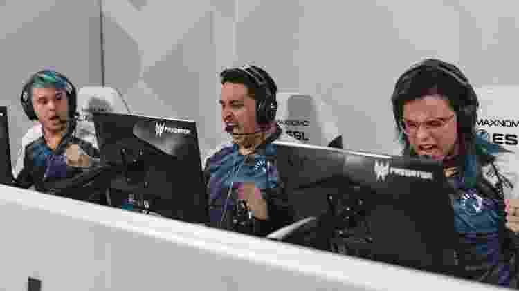 Equipe da Team Liquid de Rainbow Six Siege - Divulgação/Rainbow Six Esports Brasil