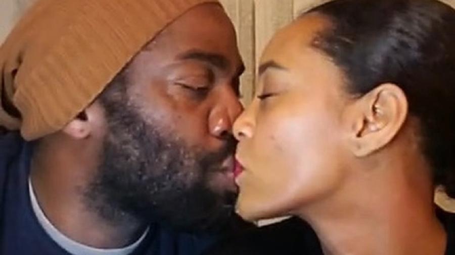 Lázaro Ramos e Taís Araújo: casal é uma das poucas referências de afetividade negra na tevê brasileira - Reprodução/Instagram
