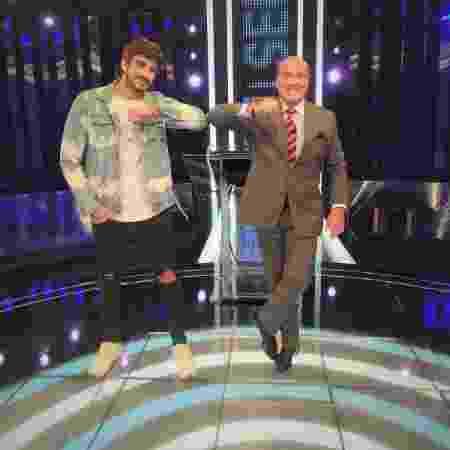 Gui Napolitano participa de programa da Rede TV - Divulgação