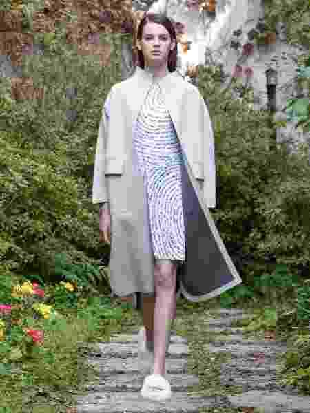 Slippers na Seoul Fashion Week 2021 - Getty Images
