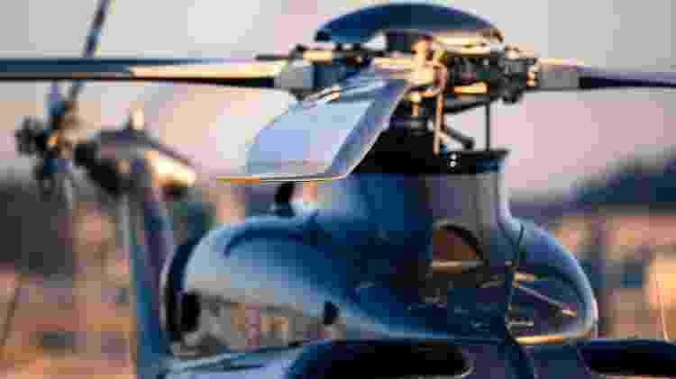 Helicóptero - Getty Images/iStockphoto - Getty Images/iStockphoto