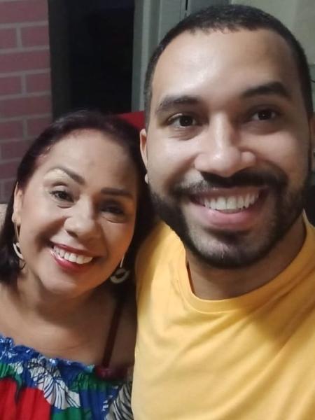 BBB 21: Gilberto e sua mãe, Jacira Santana - Reprodução/Instagram