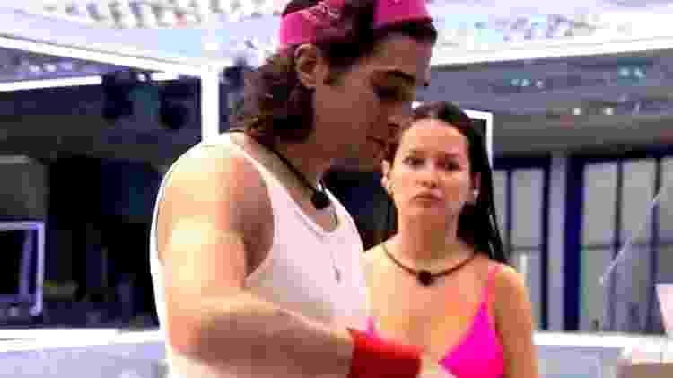 BBB 21: Fiuk e Juliette se desentendem na cozinha - Reprodução/Globoplay - Reprodução/Globoplay