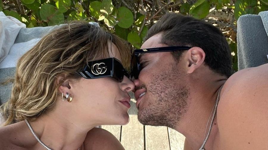 Wesley Safadão e a mulher, Thyane Dantas - Reprodução/Instagram @thyane