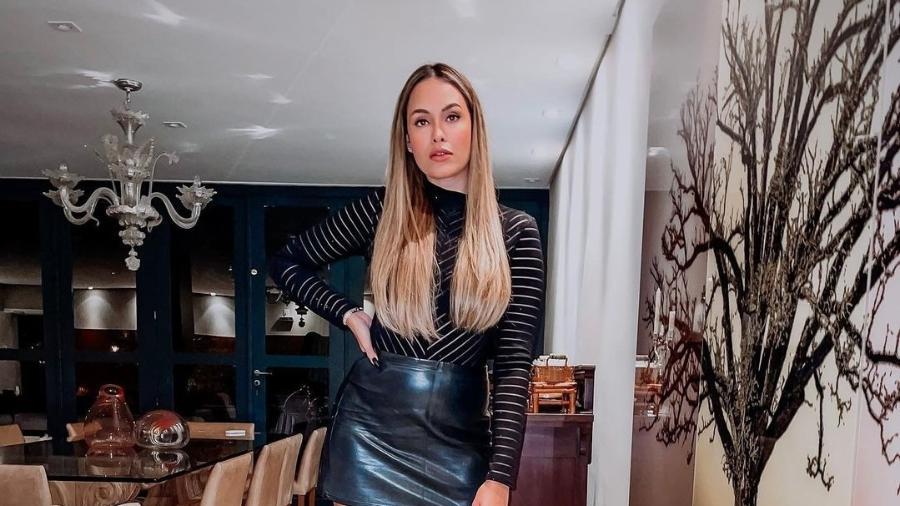 Sarah Andrade, do BBB 21, estreia fora da Globo e vai ao Domingo Legal - Reprodução/Instagram