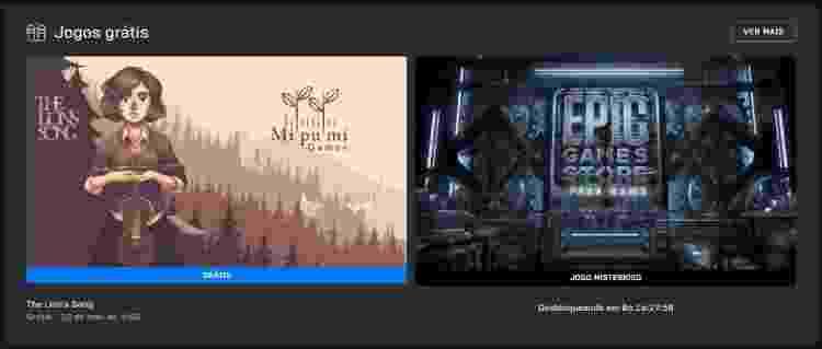 Loja Epic Store Maio - Reprodução/viciados - Reprodução/viciados