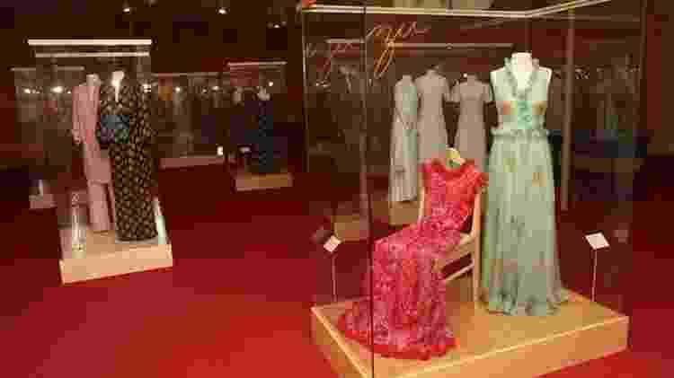 Exposição sobre Zuzu Angel realizada em 2014; como estilista da alta-costura, ela chegou a ter lojas em Ipanema e em Nova York - Luiz Carlos Murauskas - Luiz Carlos Murauskas