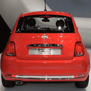 Fiat New 500 Lord Edition 2016 - Murilo Góes/UOL