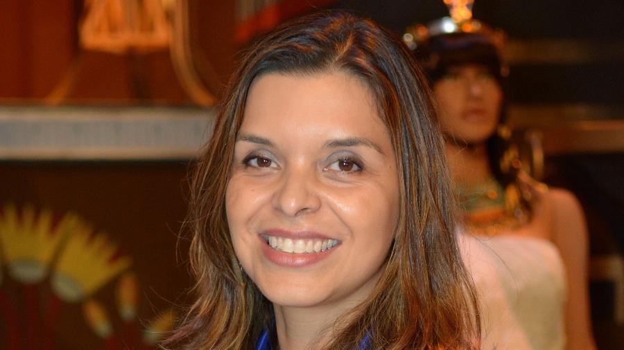 A autora Vivian de Oliveira rescindiu contrato com a Record - Divulgação