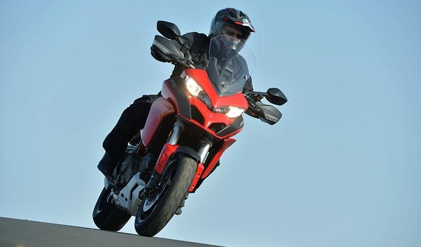 Ducati Multistrada 2015