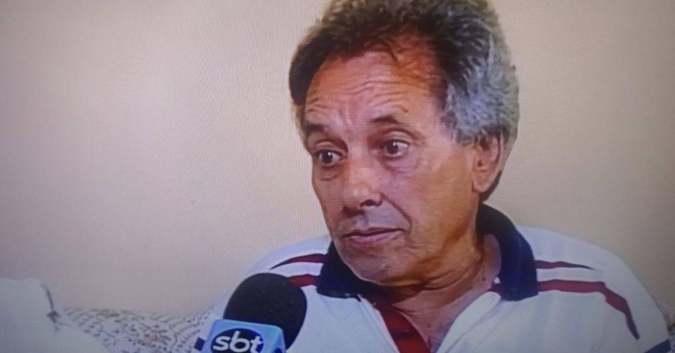 1.jun.2016 - Manuel Ferreira, compositor de marchinhas de Silvio Santos