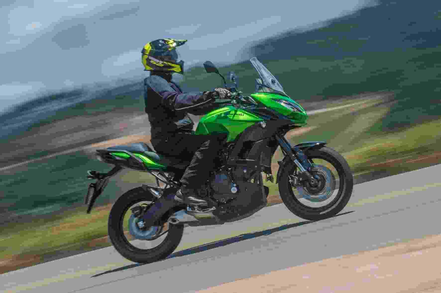 Kawasaki Versys 650 ABS - Doni Castilho/Infomoto