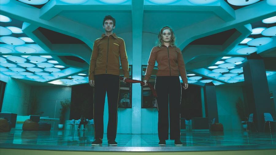 """Dan Stevens e Rachel Keller são David Haller e Syd na série """"Legion"""", que estreia nesta quinta (9), às 22h30, no FX  - Divulgação/FX"""