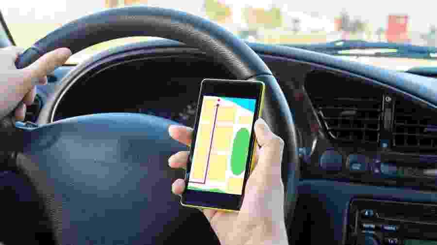 """Usar GPS ao dirigir pode danificar o hipercampo e deixar cérebro """"atrofiado"""", afirma estudo britânico - iStock"""