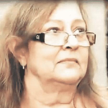 Maria Aparecida viveu por 33 anos ao lado de Nelson Ned - Reprodução/TV Record