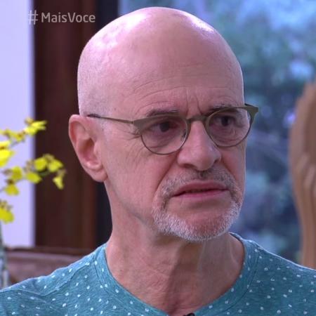 Marcos Caruso  - Reprodução/TV Globo