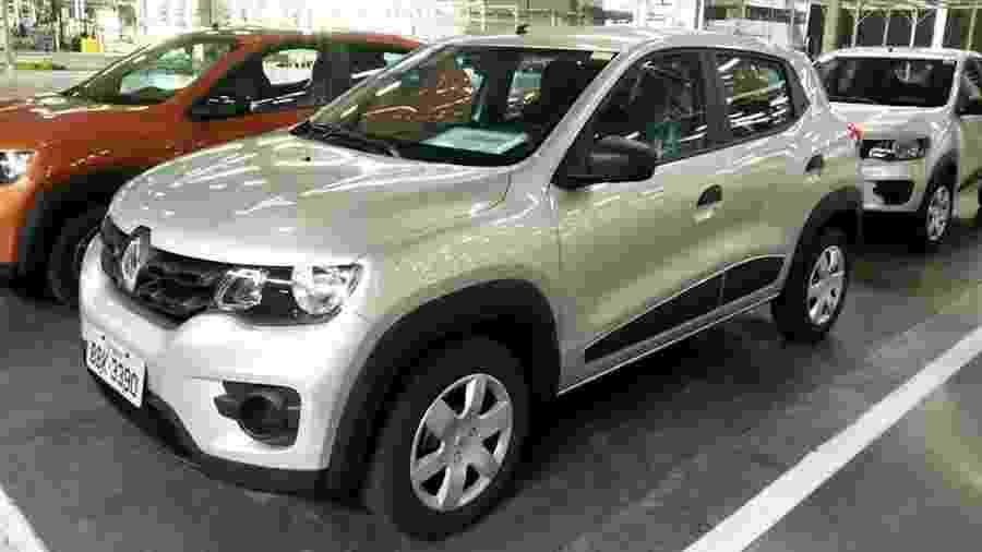 Facebook/Renault Kwid - Brasil