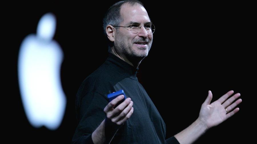 Steve Jobs é uma das grandes referências quando o assunto é tecnologia - Getty Images