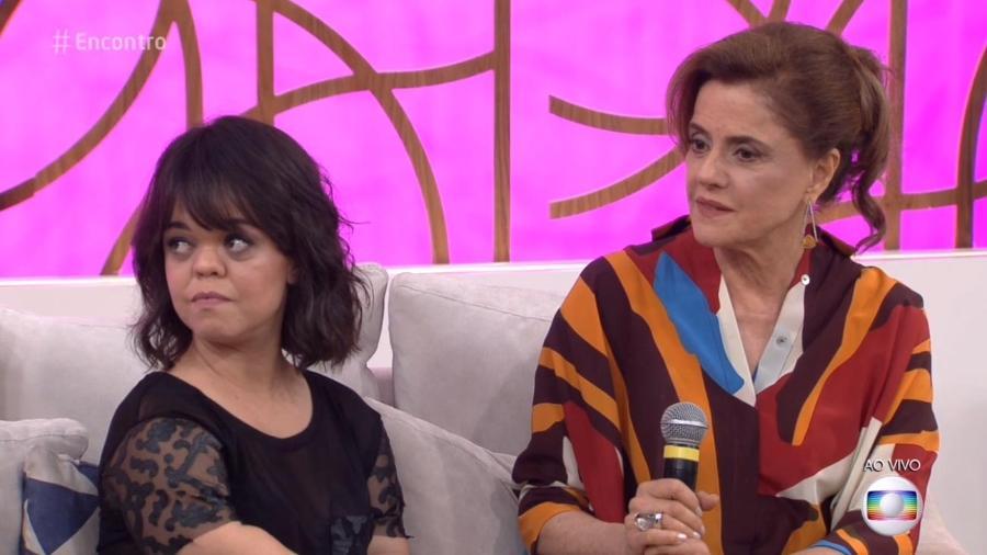 """Juliana Caldas será filha da personagem de Marieta Severo em """"O Outro Lado do Paraíso"""" - Reprodução/Globo"""