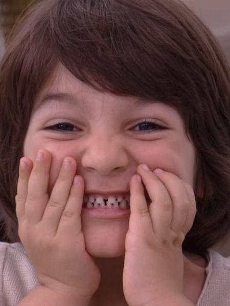 Theo Barreto, de 6 anos, surpreende Ana Maria e encanta telespectadores - Reprodução/Globo
