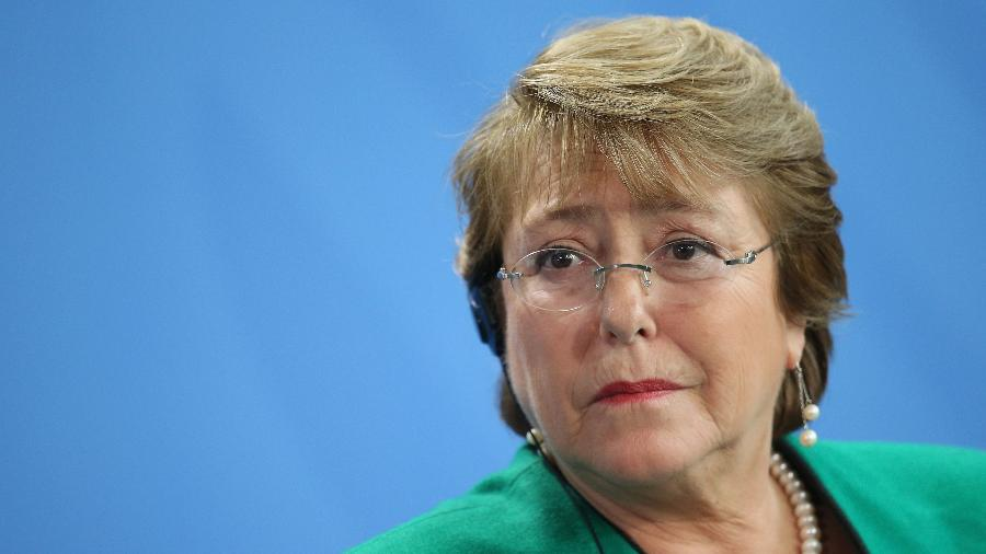 A presidente do Chile, Michelle Bachelet - Sean Gallup/Getty Images