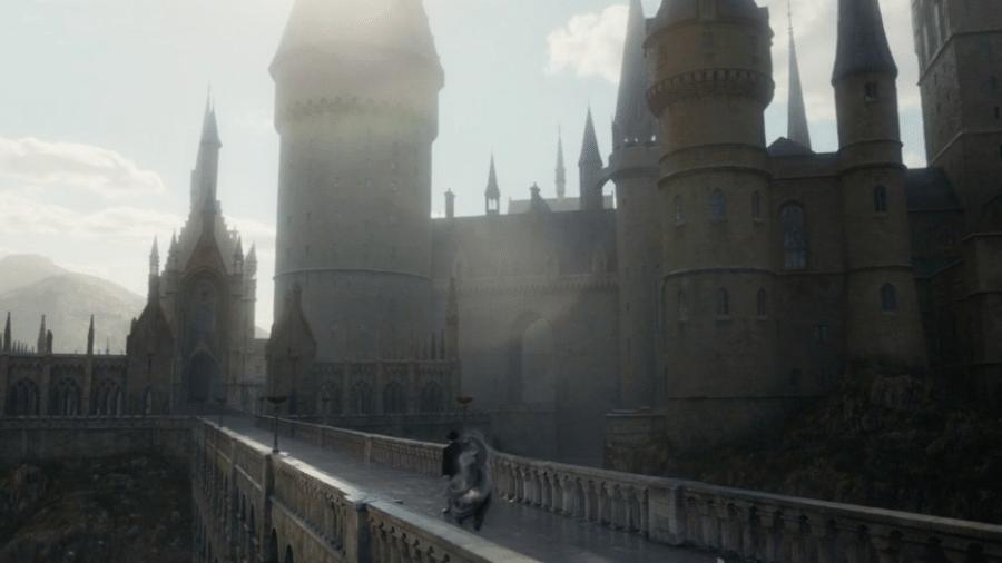 """Cena do trailer da sequência de """"Animais Fantásticos"""" - Reprodução de vídeo"""