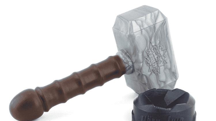 Brinquedo erótico inspirado em Thor - Divulgação - Divulgação