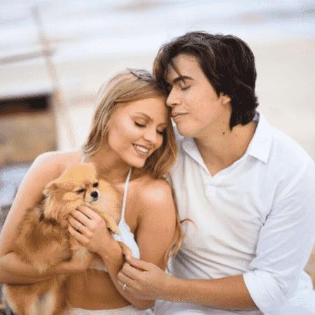 Whindersson Nunes e Luísa Sonza comemoram 3 meses de casados - Reprodução/Instagram