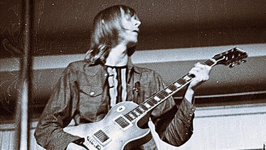 O ex-guitarrista do Fleetwood Mac, Danny Kirwan, morre aos 68 anos - Divulgação
