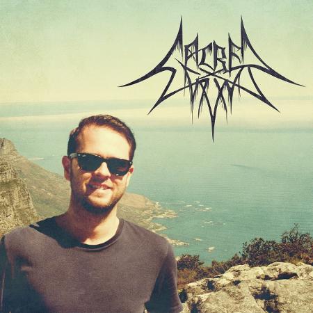 Capa do disco de estreia do Sacred Son - Reprodução