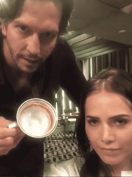Vladimir Brichta e Letícia Colin - Reprodução/Instagram