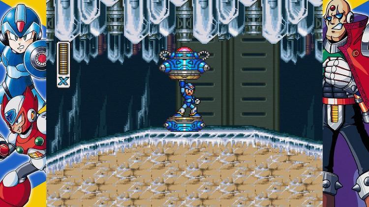 """Análise: """"Mega Man X Legacy Collection"""" alivia saudade de fãs com novidades"""