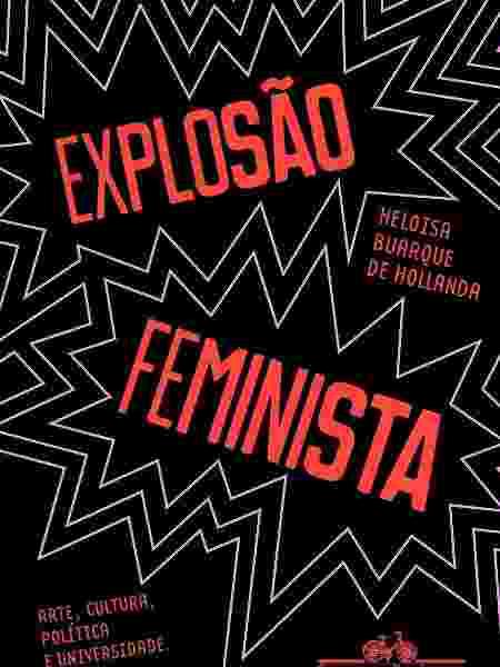 Explosão Feminista - Divulgação - Divulgação