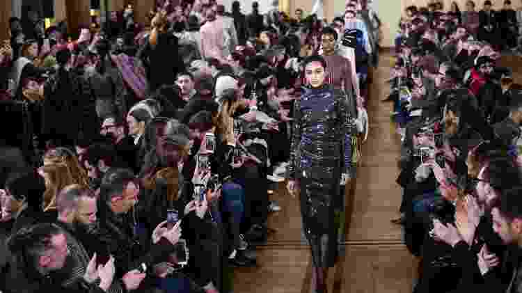 Y/Project  na Semana de Moda de Paris Inverno 2019-2020 - Getty Images - Getty Images