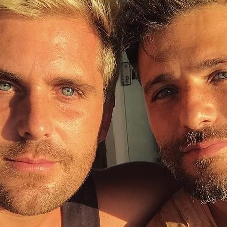 Thiago e Bruno Gagliasso - Reprodução / Instagram