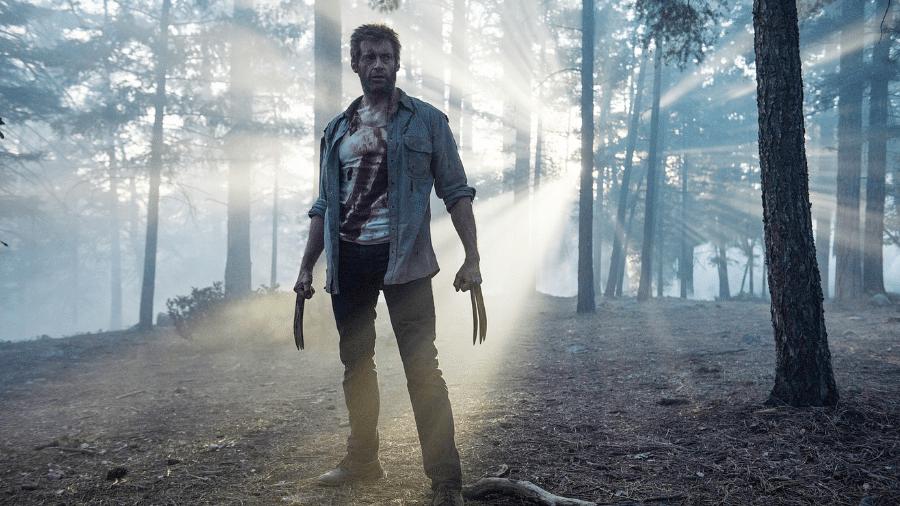 """Hugh Jackman como Wolverine em """"Logan"""" - Reprodução"""