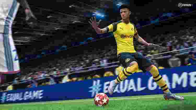 """""""FIFA 20"""" tem lançamento previsto para 27 de setembro - Divulgação"""
