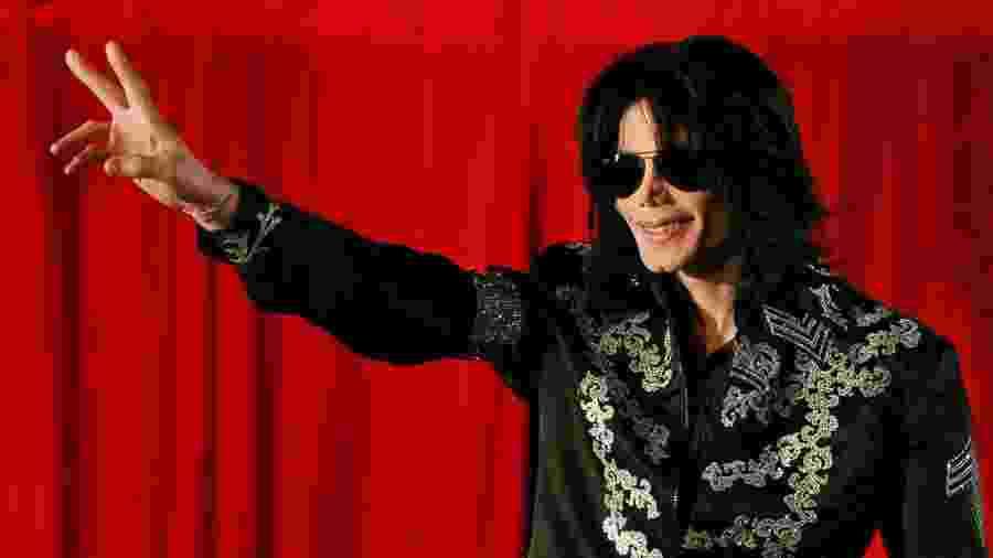 Michael Jackson - Carl De Souza/AFP/Getty Images