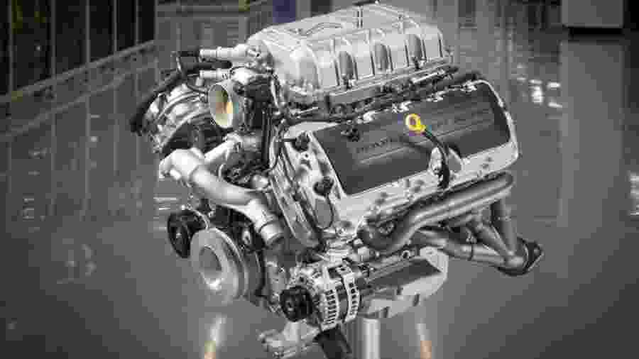 """Motores atuais são projetados para você ligar o carro e já sair andando; especialista diz que """"esquentar"""" só desperdiça combustível - Ford/Divulgação"""