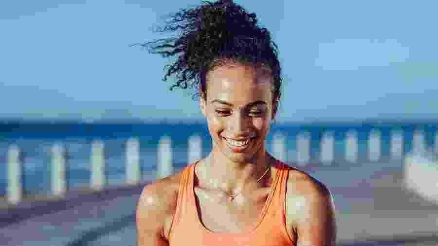 O exercício estimula a produção de substâncias no organismo que trazem bem-estar, relaxam e ajudam a reduzir a ansiedade - iStock