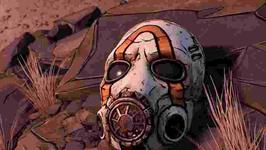 Por trás da máscara, muitas histórias espalhadas por vários jogos da série - Divulgação