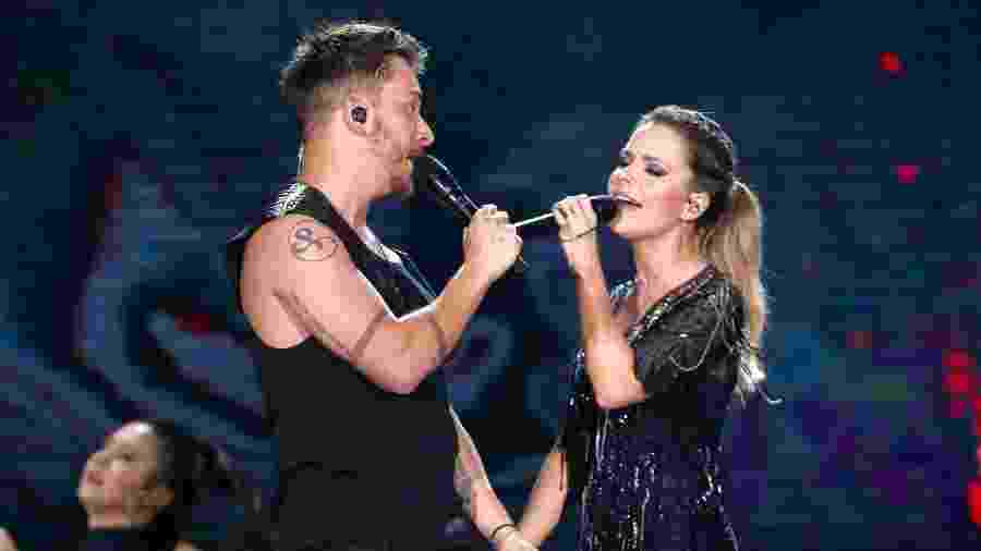 Sandy & Junior - Manuela Scarpa/Brazil News