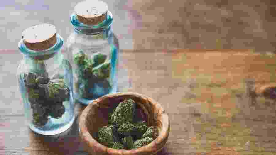 Cannabis medicinal - sand86/iStock