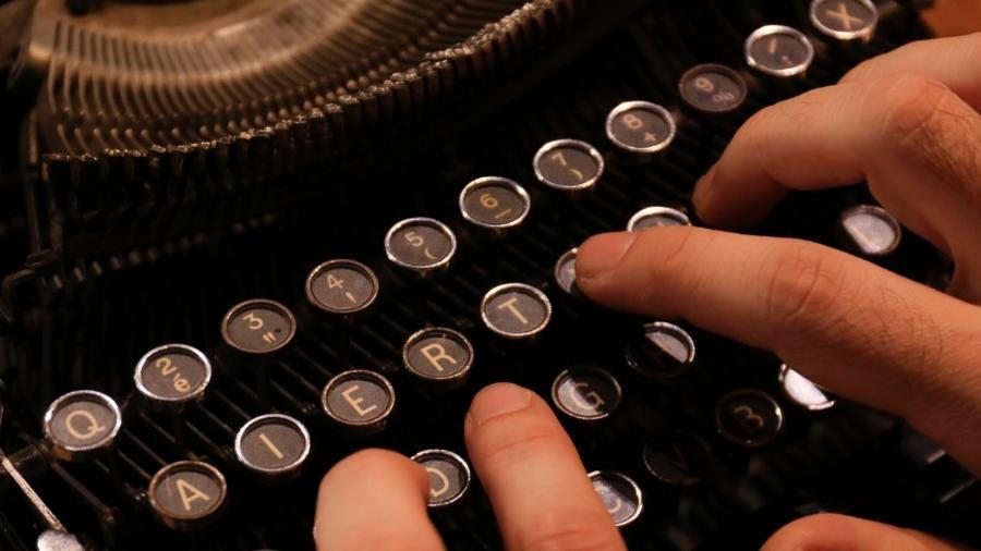 A arte de escrever - Getty Images/iStockphoto