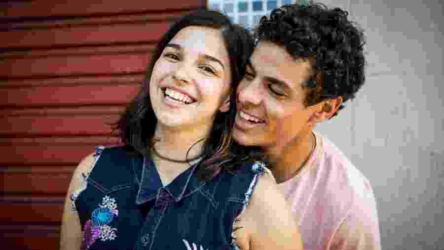 Keyla e Tato, em Malhação - TV Globo/Raquel Cunha