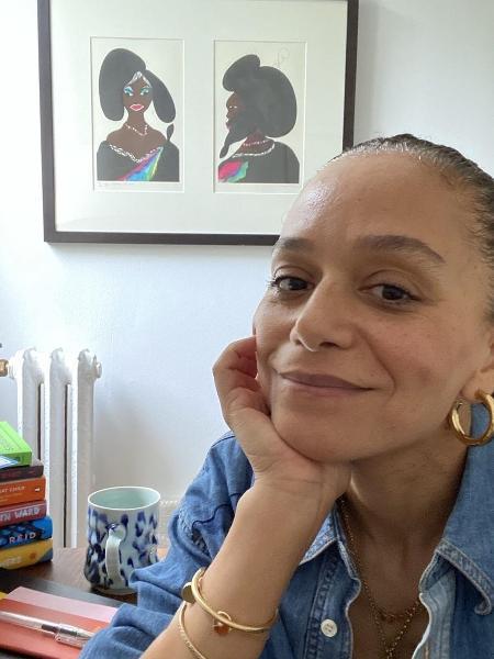 """Samira Nasr, primeira mulher negra a assumir o posto de editora-chefe da Harper""""s Bazaar americana - Reprodução/Instagram"""